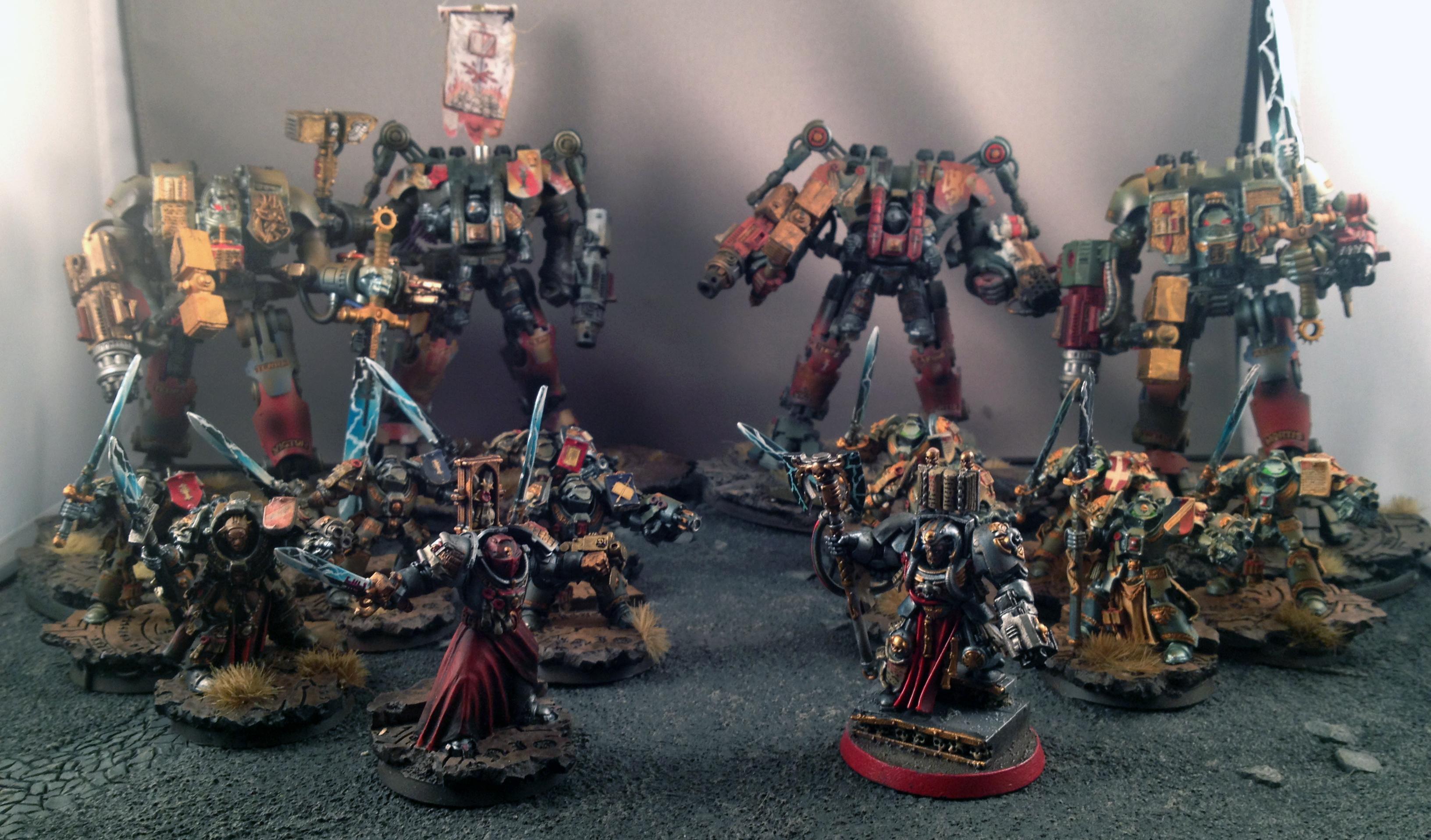 Grey Knights 4DK2