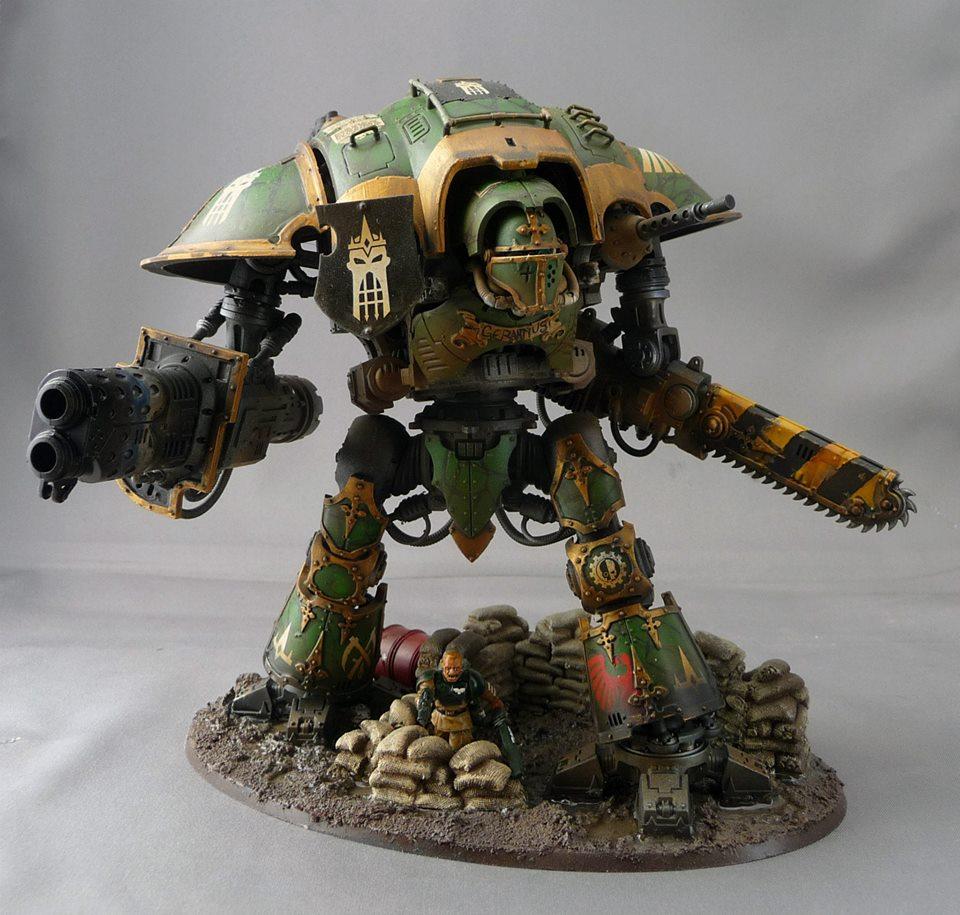 ImperialKnightGreen